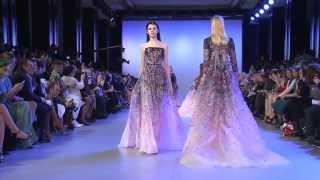 getlinkyoutube.com-ELIE SAAB Haute Couture Spring Summer 2014 Fashion Show