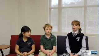 Village School : Middle School Students Interview