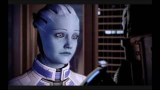 getlinkyoutube.com-Mass Effect 2 - Liara is jealous about Jack