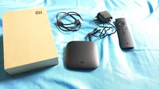 getlinkyoutube.com-Unboxing Xiaomi TV Box 3rd Generation (and installation)