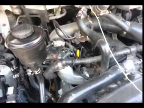 Qd 32 eti работа двигателя на nissan elgrand