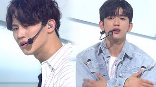 《Comeback Special》 JJ Project   Tomorrow, Today (내일, 오늘) @인기가요 Inkigayo 20170806