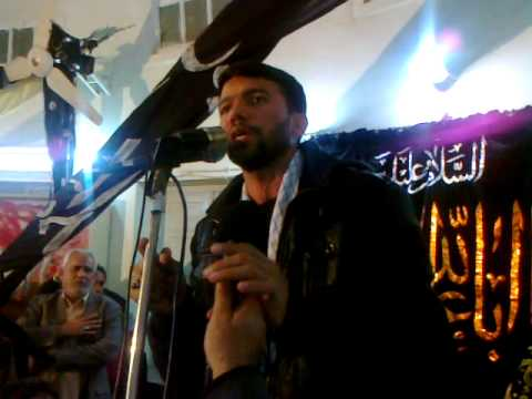 Ali Safdar 2013 Live in MuLtan Haidriya Masjid 29 Muharram Part 1 Created by Aamir Raza 03006884500