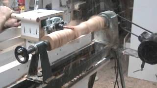 getlinkyoutube.com-Crazy Router Lathe Video