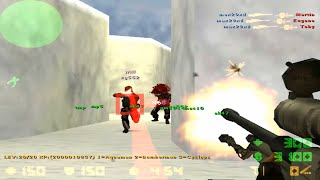 getlinkyoutube.com-Mira Automatica Para Counter Strike 1.6 No steam (Bots-Online-LAN) (aimbot) (Indetectable) 2013-2014