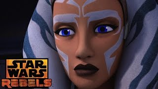"getlinkyoutube.com-Extended Sneak Peek ""Twilight of the Apprentice | Star Wars Rebels | Disney XD"