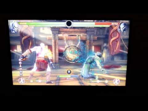 Mk9 Kratos & Scorpion few Fast Tag combos