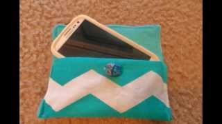 getlinkyoutube.com-DIY cell phone case