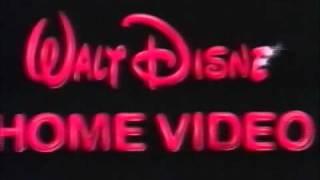 Walt Disney Home Video Presenterar...