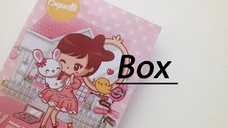 Box - Kawaii Box de Février (Coquette)
