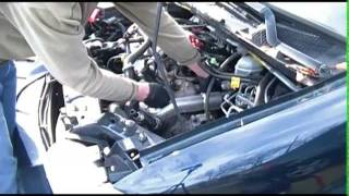 getlinkyoutube.com-Chevy venture thermostat replacement