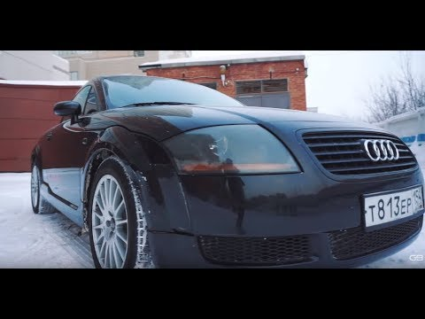 Бешеная Audi TT (8N)