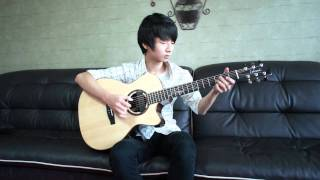 getlinkyoutube.com-(Taylor Swift) Love Story - Sungha Jung