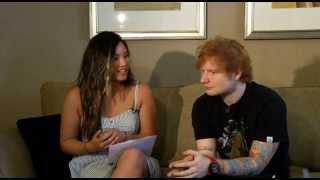 getlinkyoutube.com-Ed Sheeran releases his inner geek!