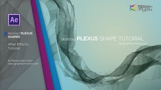 getlinkyoutube.com-After Effects Tutorial - Abstract Plexus Shape
