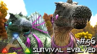 ARK: Survival Evolved - LVL 200 TAMED SPINOS !!! [Ep 56] (Server Gameplay)