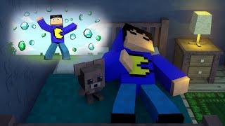 getlinkyoutube.com-Minecraft: COMO É SONHAR NO MINECRAFT?! (Mapa)