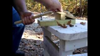 getlinkyoutube.com-JT'S KNAPPING JIG UPDATED VIDEO