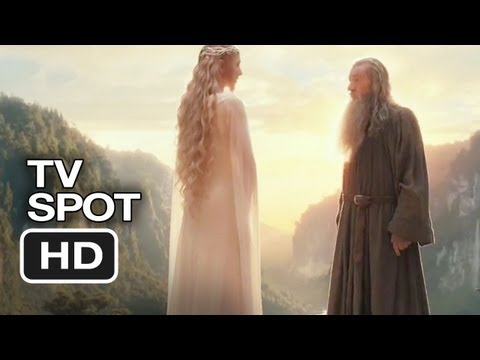 The Hobbit: An Unexpected Journey TV Spot #3 (2012) - The Lord of the Rings Movie HD