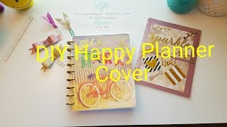 getlinkyoutube.com-DIY Happy Planner Cover
