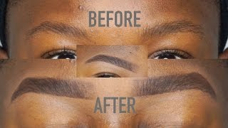 getlinkyoutube.com-Updated!!! How to Fill in THIN/SPARSE EYEBROWS 2016!!!|Mona B.