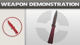 getlinkyoutube.com-Weapon Demonstration: Black Rose