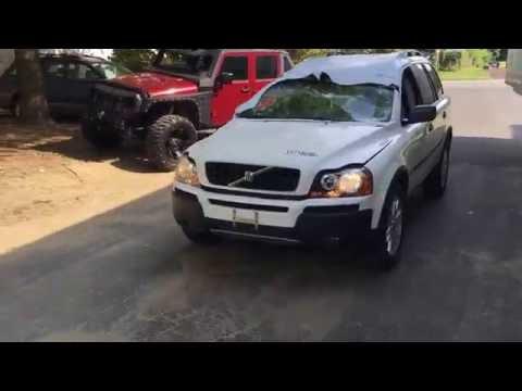 Volvo XC90 2003 just 925$