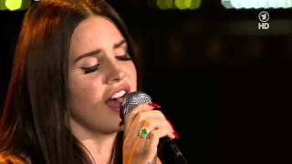 getlinkyoutube.com-Lana Del Rey - Summertime Sadness (live at New Pop Festival HD)