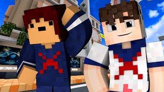 getlinkyoutube.com-Yandere High School - HORRIBLE DATE! (Minecraft Roleplay) #33