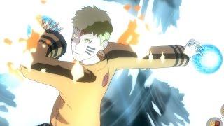 getlinkyoutube.com-Naruto Shippuden Ultimate Ninja Storm 4 - KCM Hokage Naruto Gameplay (PC)