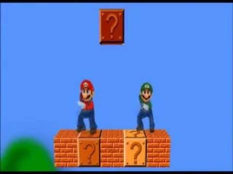 Mario y Luigui BAILE DEL CABAL