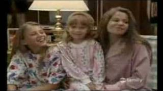 Full House - DJ, Stephanie and Michelle