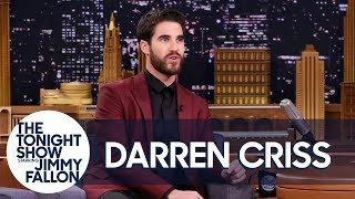 Darren Criss Faked a British Accent for Four Years width=