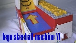 getlinkyoutube.com-Lego - ARCADE GAME V1 *SKEEBALL* [NEW YEAR'S SPECIAL]