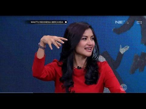 Waktu Indonesia Bercanda - Tina Talisa Aduh Argumen Sama Cak Lontong (2/5)