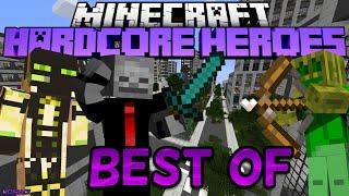 getlinkyoutube.com-Best Of - Arazhul, Chaosflo & LarsOderSo - Minecraft Hardcore Heroes 2