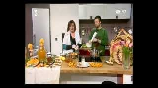 getlinkyoutube.com-Γλυκό Κουταλιού Κουμκουάτ - Kumquat Spoon Sweet