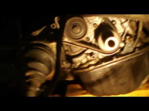 Дубль 2. Toyota RAV 4 3S-FE 2.0B. Течь масла из под ГРМ. Часть 2.