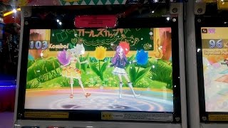 getlinkyoutube.com-Aikatsu Indonesia Card Game seri 3 : G-Senjou no Shining Sky (Bahasa Indonesia) (vs Mizuki)