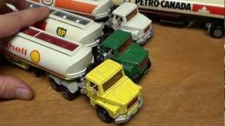 getlinkyoutube.com-Mystery Closet -  1/64 scale Trucks!