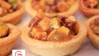 getlinkyoutube.com-Mini tartelette aux fruits Secs - ميني طرطات بالفواكه الجافة مذاق رائع