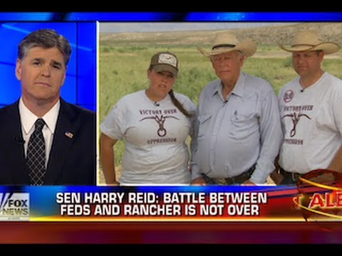 Fox's Hannity Provokes Cliven Bundy Toward Bloody Battle