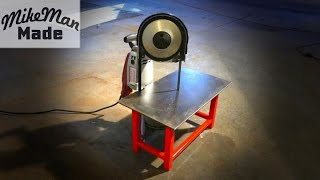 getlinkyoutube.com-M^3 Portable Bandsaw Table Build