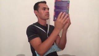 getlinkyoutube.com-Suporte para o uso do Celular e para ler livros (Tablet, Celular, Livro, Iphone)