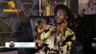G-WORLDWIDE'S KISS DANIEL BREAKS DOWN NEW HIT, 'SOFA' (Nigerian Music & Entertainment)