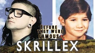 getlinkyoutube.com-SKRILLEX - Before They Were Famous