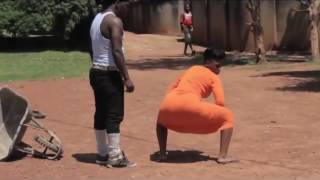 Dance Booty Shake - Nigerian Style