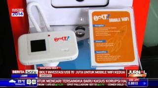 Bolt Investasi US$ 70 Juta untuk Mobile Wifi Kedua
