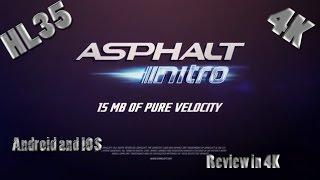 getlinkyoutube.com-Asphalt Nitro Android IOS Review