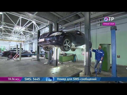 Реальный выбор: коробка передач. Тест-драйв Mazda CX-9. ОТРажение: Автомобили